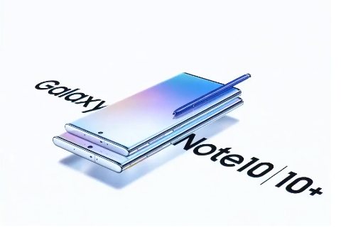 Samsung Galaxy Note 10 Revealed