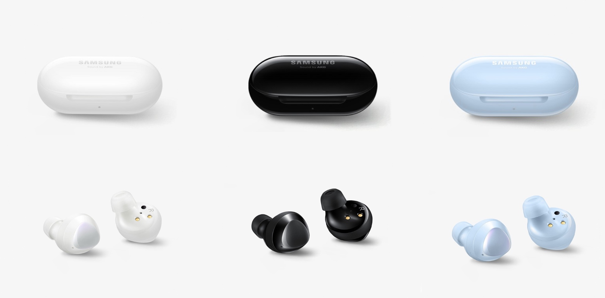 Samsung announce the Galaxy Buds+