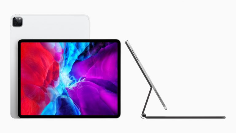 Apple Launches New iPad Pro