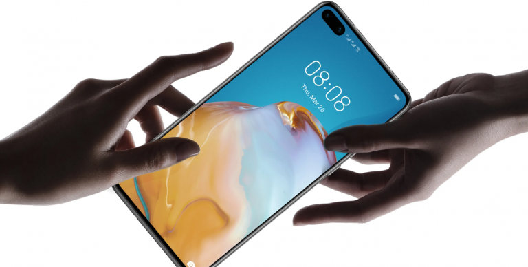 Huawei Announce The P40 Series