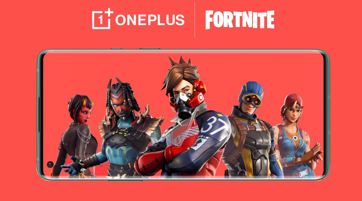 OnePlus Partner With Epic Games To Provide First 90FPS Smartphone Experience