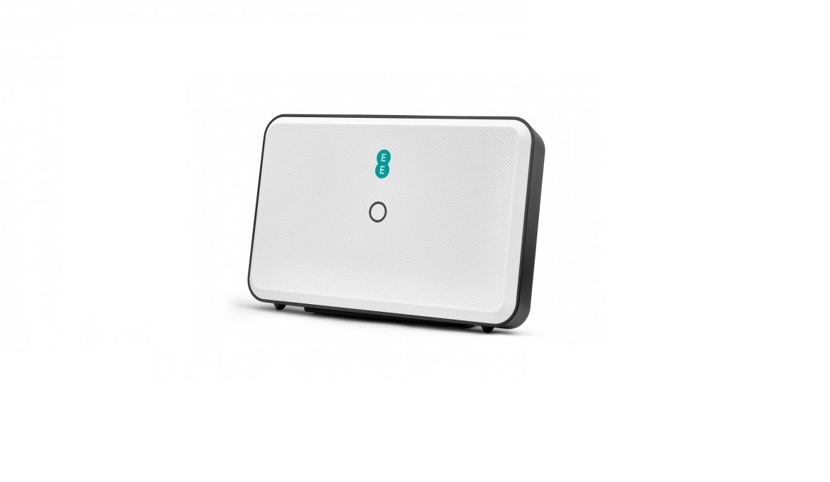EE Launches Smart WiFi Home Broadband Service