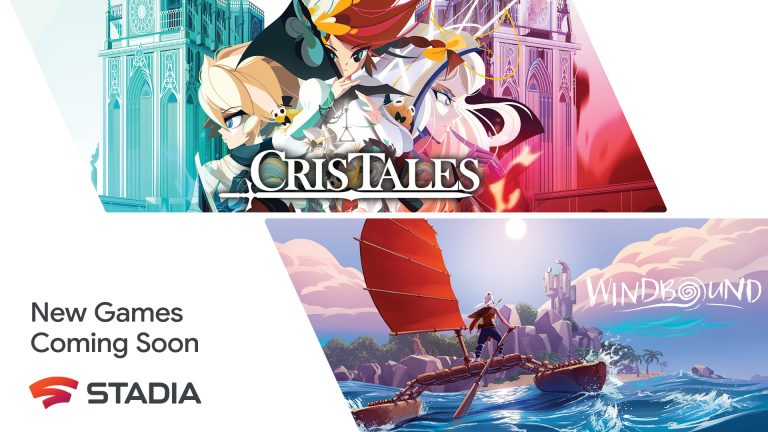 Windbound & CrisTales Announced For Stadia
