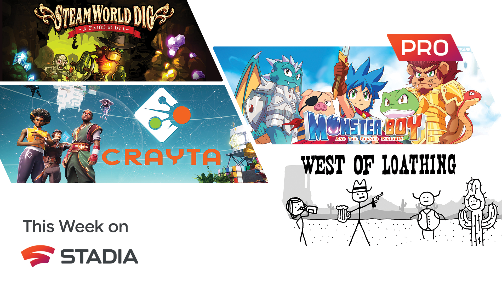 Stadia July Games Announced