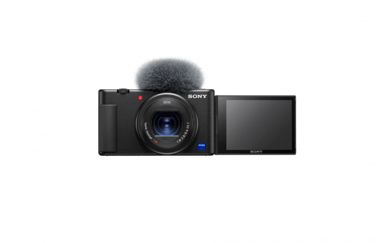 Sony Announces The ZV-1 Vlogging Camera