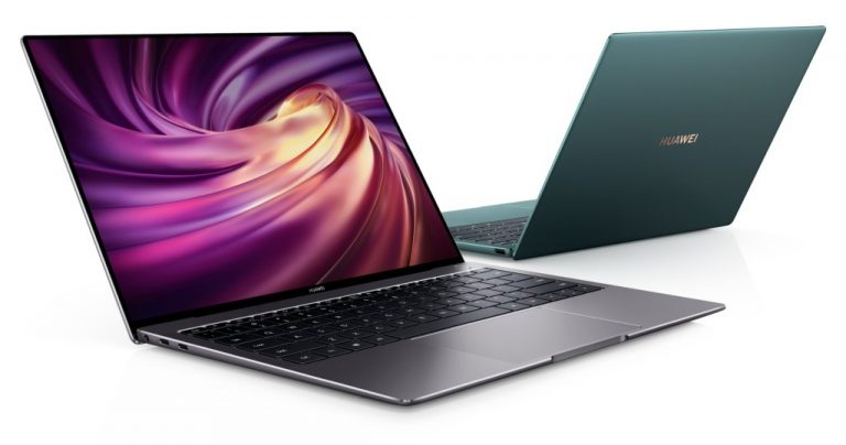 Huawei To Launch Emerald Green Edition Matebook X Pro 2020 In The UK