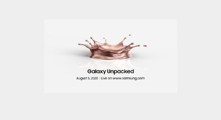 Samsung Galaxy Unpacked 2020 Announced