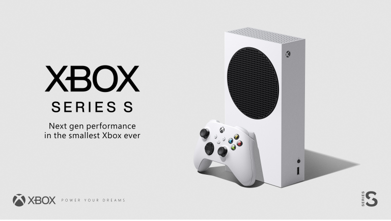 Xbox Series S Officially Announced