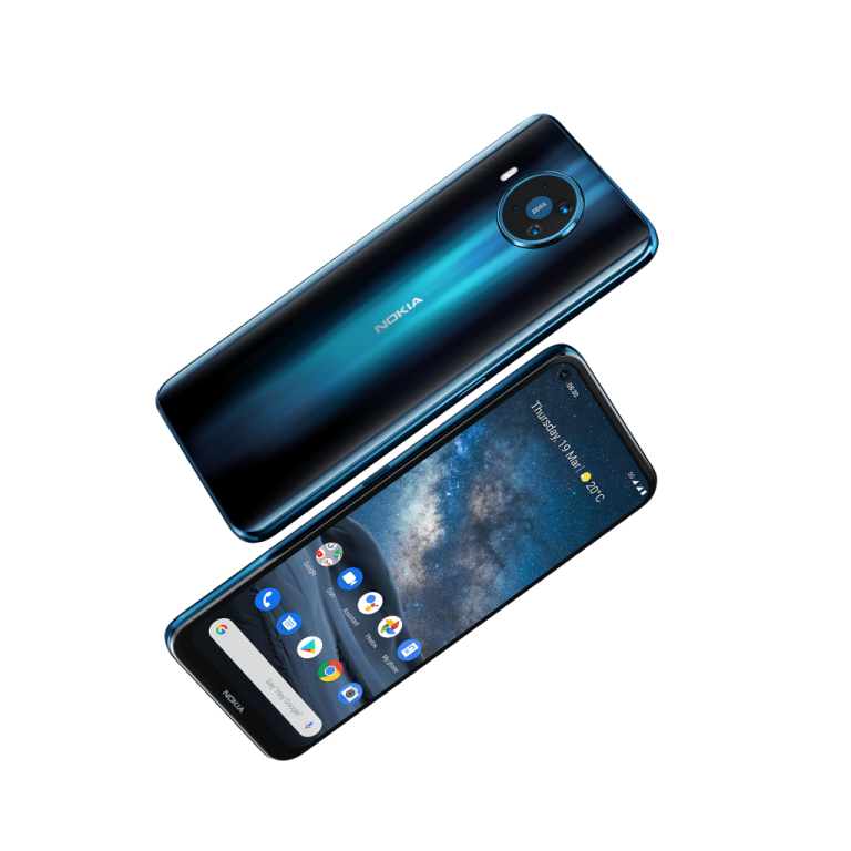 Nokia 8.3 5G Now Available In The UK