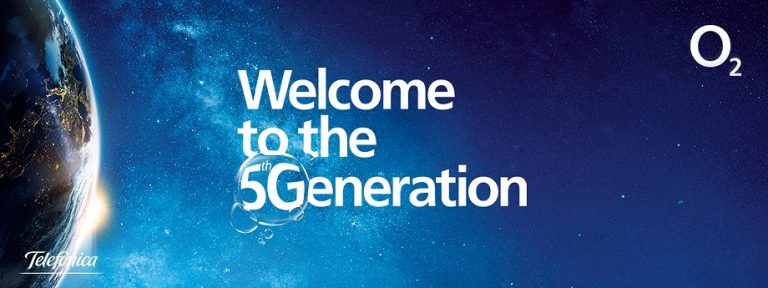 O2 UK Rolls Out 5G To Over 100 Towns and Cities