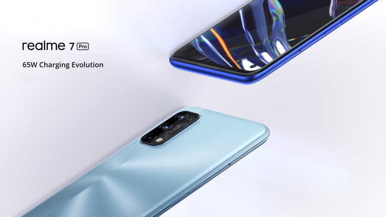 Realme 7 Pro Now Available To Order In The UK
