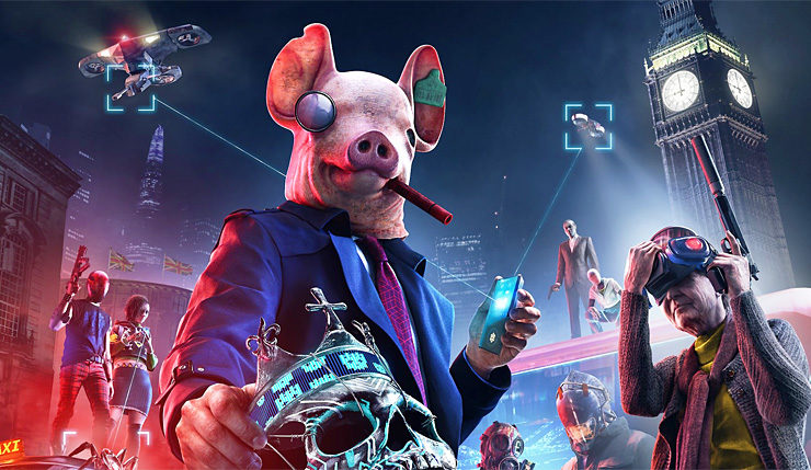 Watchdogs Legion Is Now Available To Play
