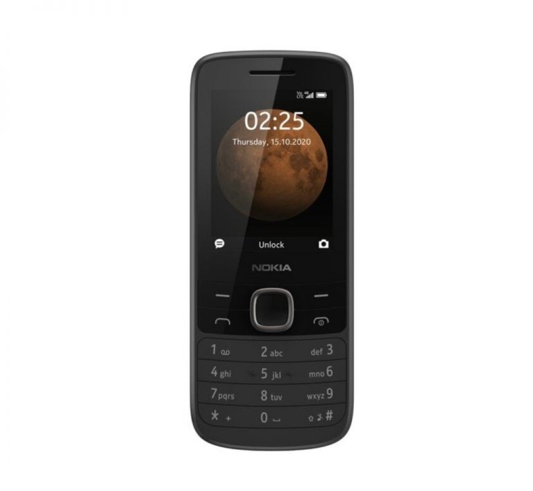 Nokia Launch The 215 4G and 225 4G