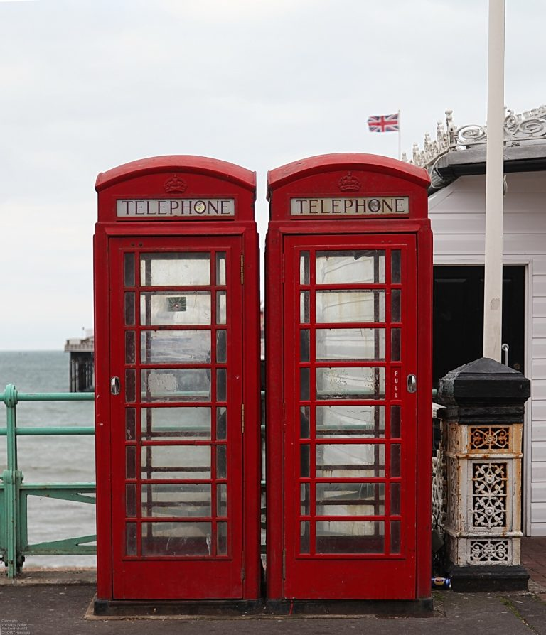 Vodafone UK Delivers 4G Boost Via Phone Boxes In Brighton