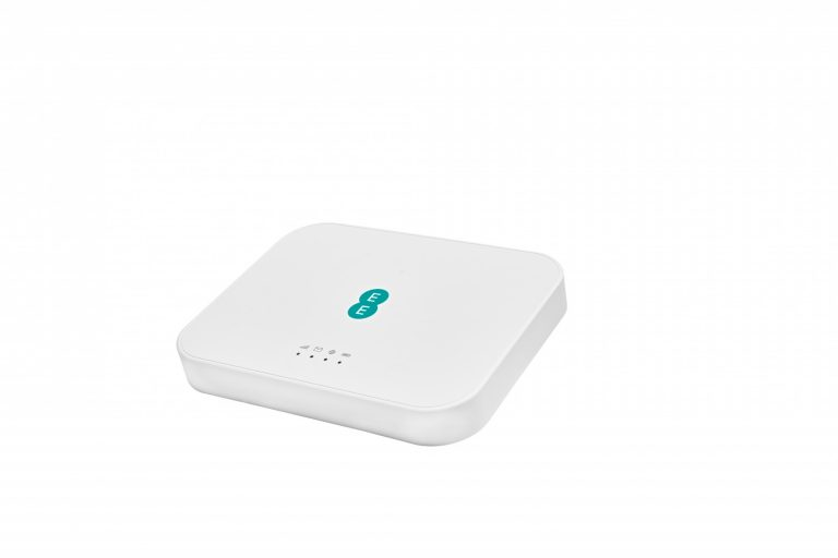 EE Launches Own-Brand 5GEE WiFi Device