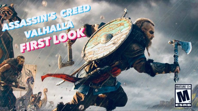 Assassin's Creed Valhalla First Look Livestream