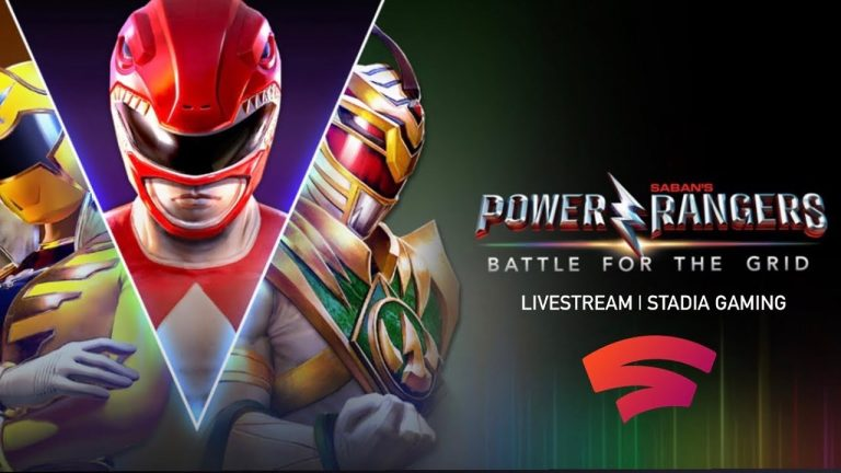 Power Rangers: Battle for the Grid | Livestream | Stadia