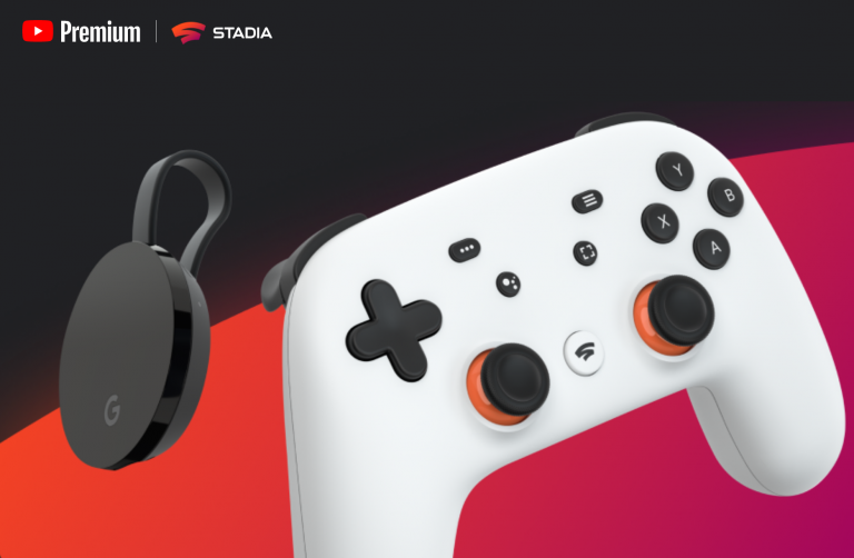 Google Offering Free Stadia Premiere Edition With YouTube Premium