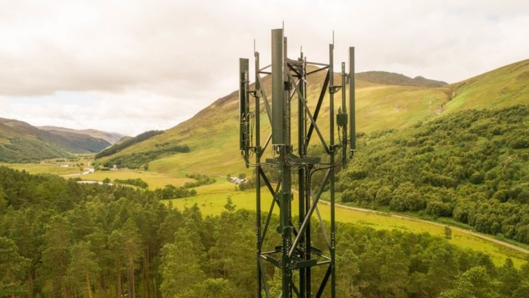 EE Partners With Scottish Government And Home Office To Connect Rural Locations To 4G