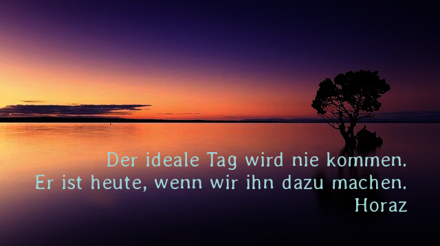 mbh-Impuls 19 - Der ideale Tag