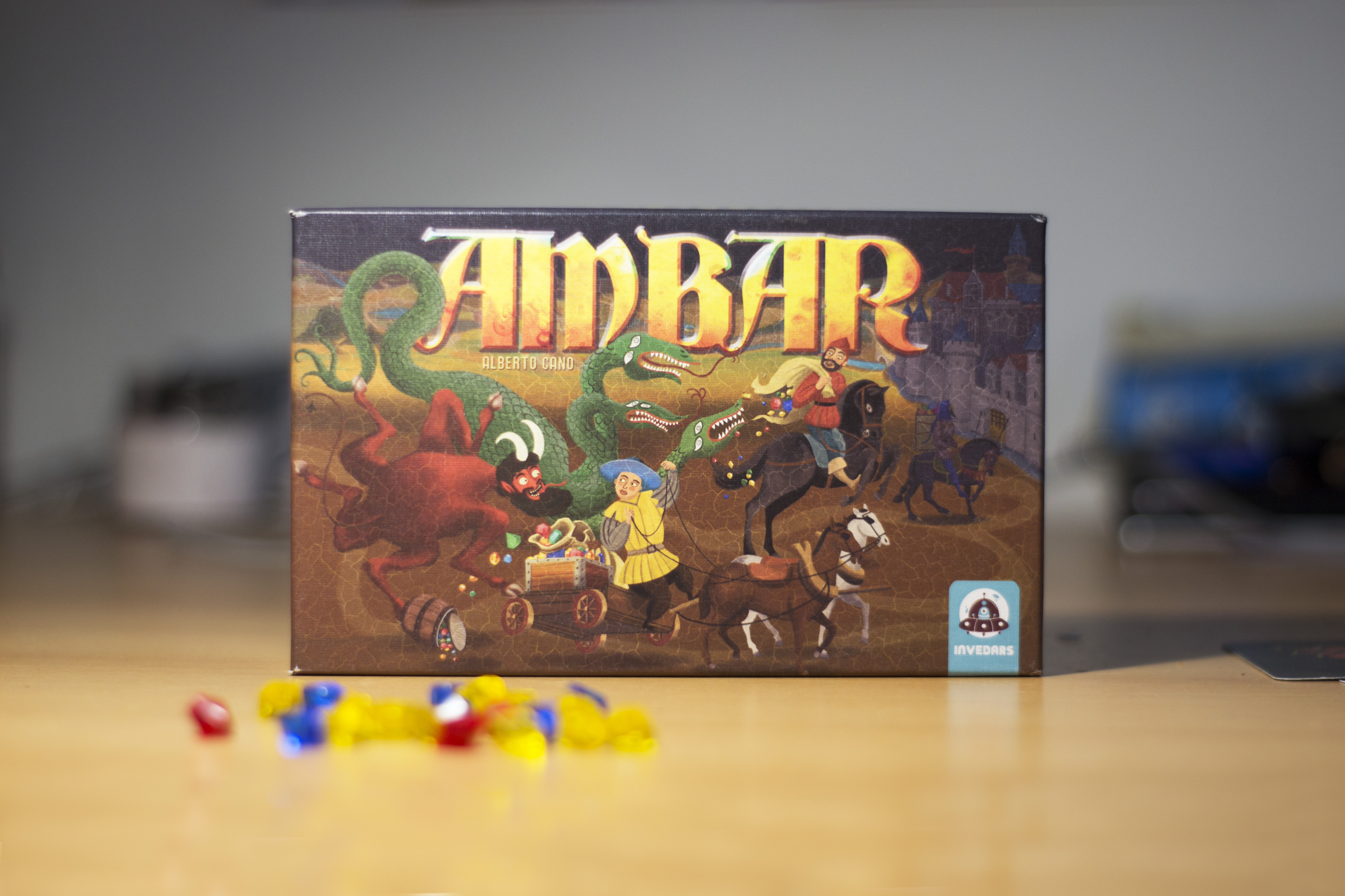 Ambar: Becoming the Most Successful Amber Trader [Review]