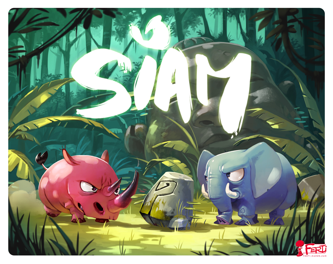 Siam: Rivalry Between the Elephants and the Rhinos [Review]