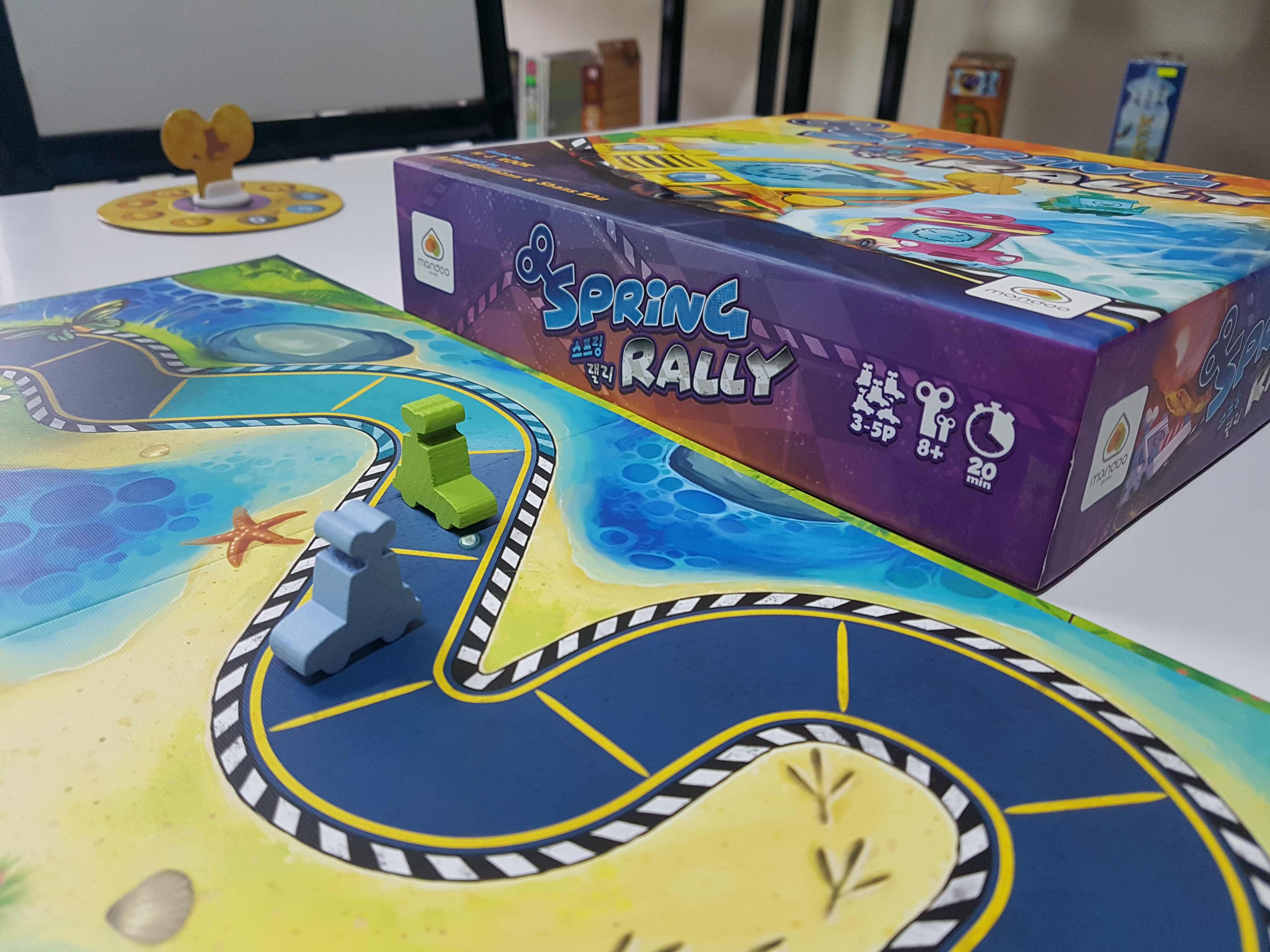 Spring Rally: A cute racing game from Korea [Review]