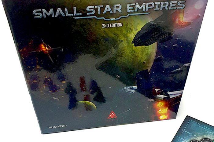 Small Star Empires: The civilisation in outer space [Review]