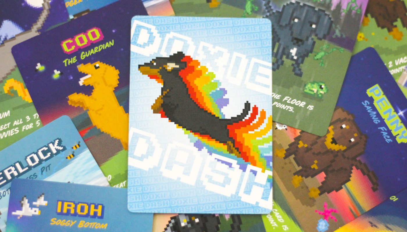 Doxie Dash: Your Neighborhood Hero in a Size of a Wiener [Review]