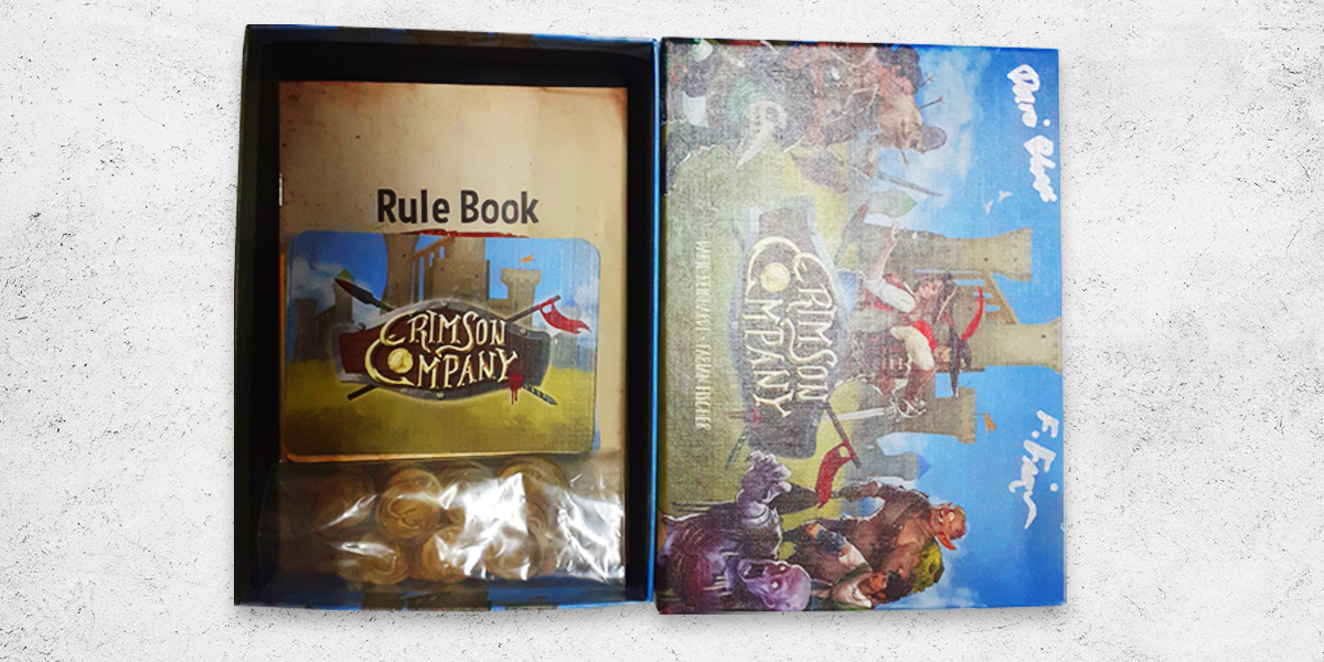 Crimson Company: Gain control over the castles [Review]