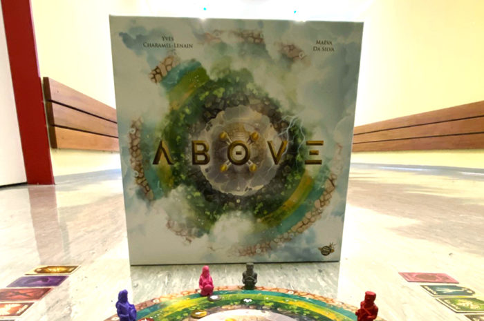 Above: Rise to be the King of Olympus [Review]