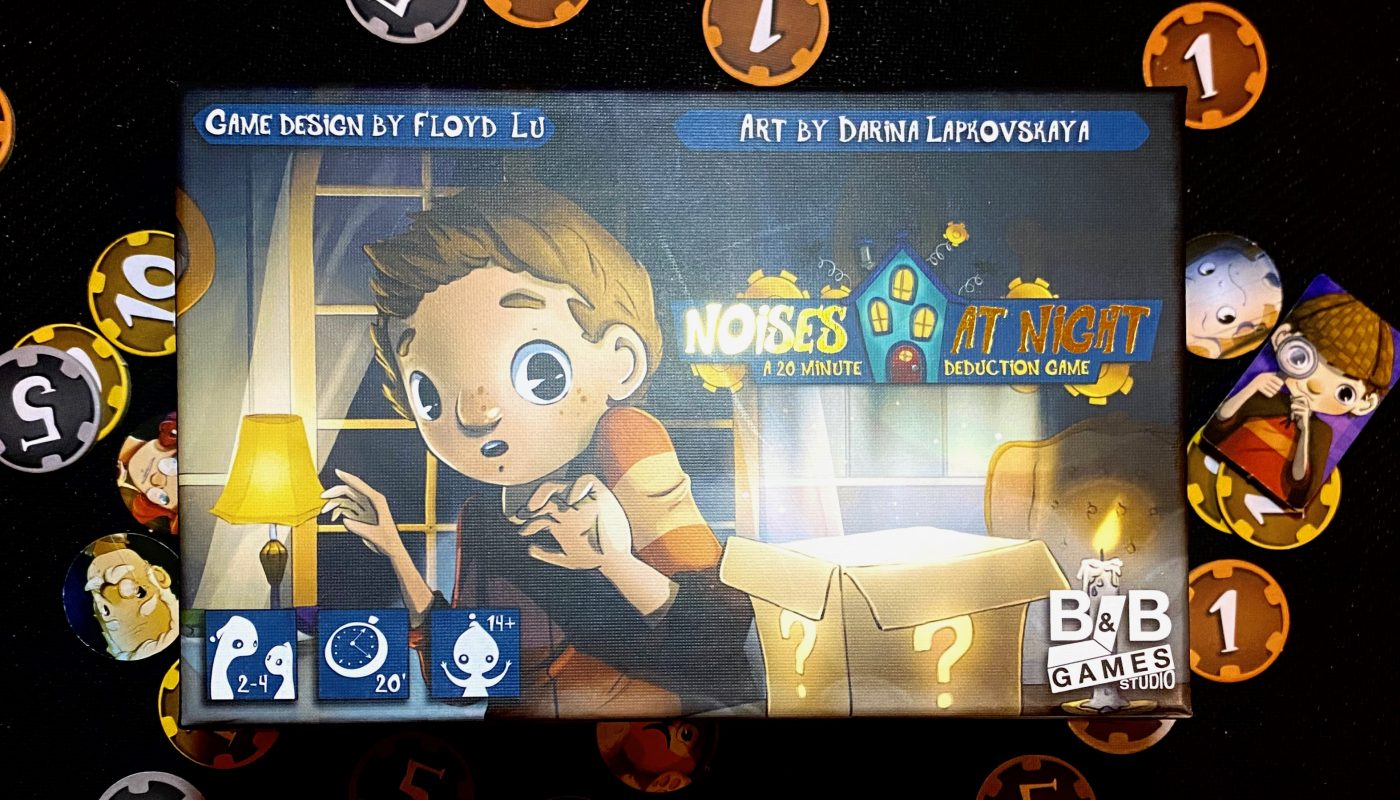 Noises at Night: A good social deduction for kids [Review]
