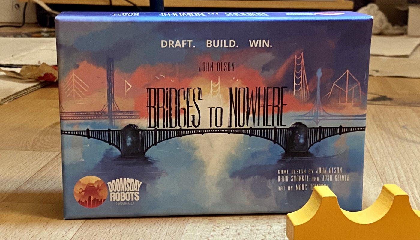 Bridges to Nowhere: A micro-game about potential mega-bridge