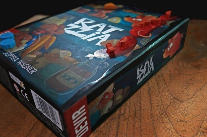 Ratzzia: A horde of mice during harsh winter [Review]