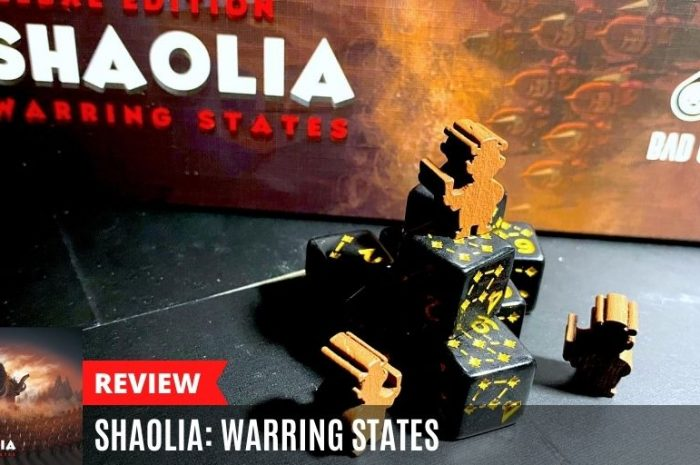 Shaolia: Warring States, conquer through military & cultures [Review]