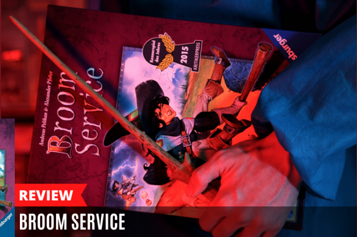 Broom Service: An Uber Witch with a twist [Review]
