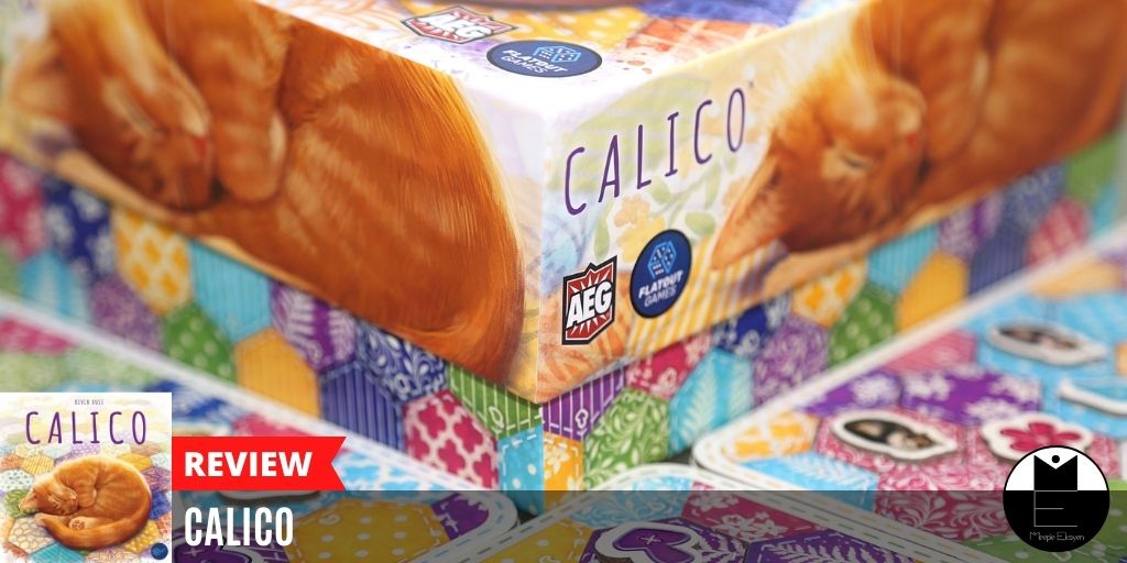 Calico: A relationship between you, quilt, and kitties [Review]
