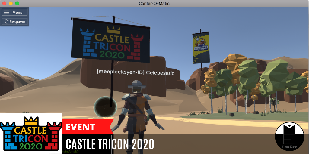Castle TriCon 2020: Our first digital convention [Event]