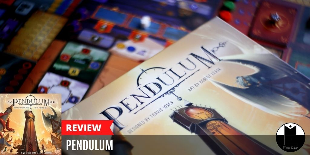 Pendulum: Time is the essence [Review]