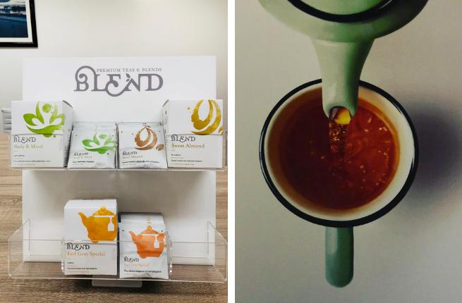 Theeworkshop Belgie - Blend Tea