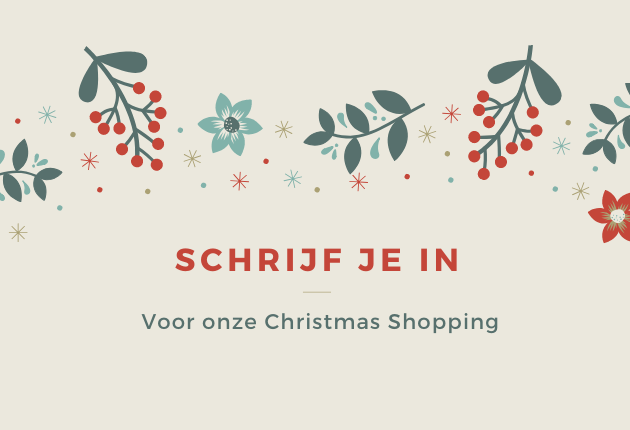 christmas shopping sint niklaas