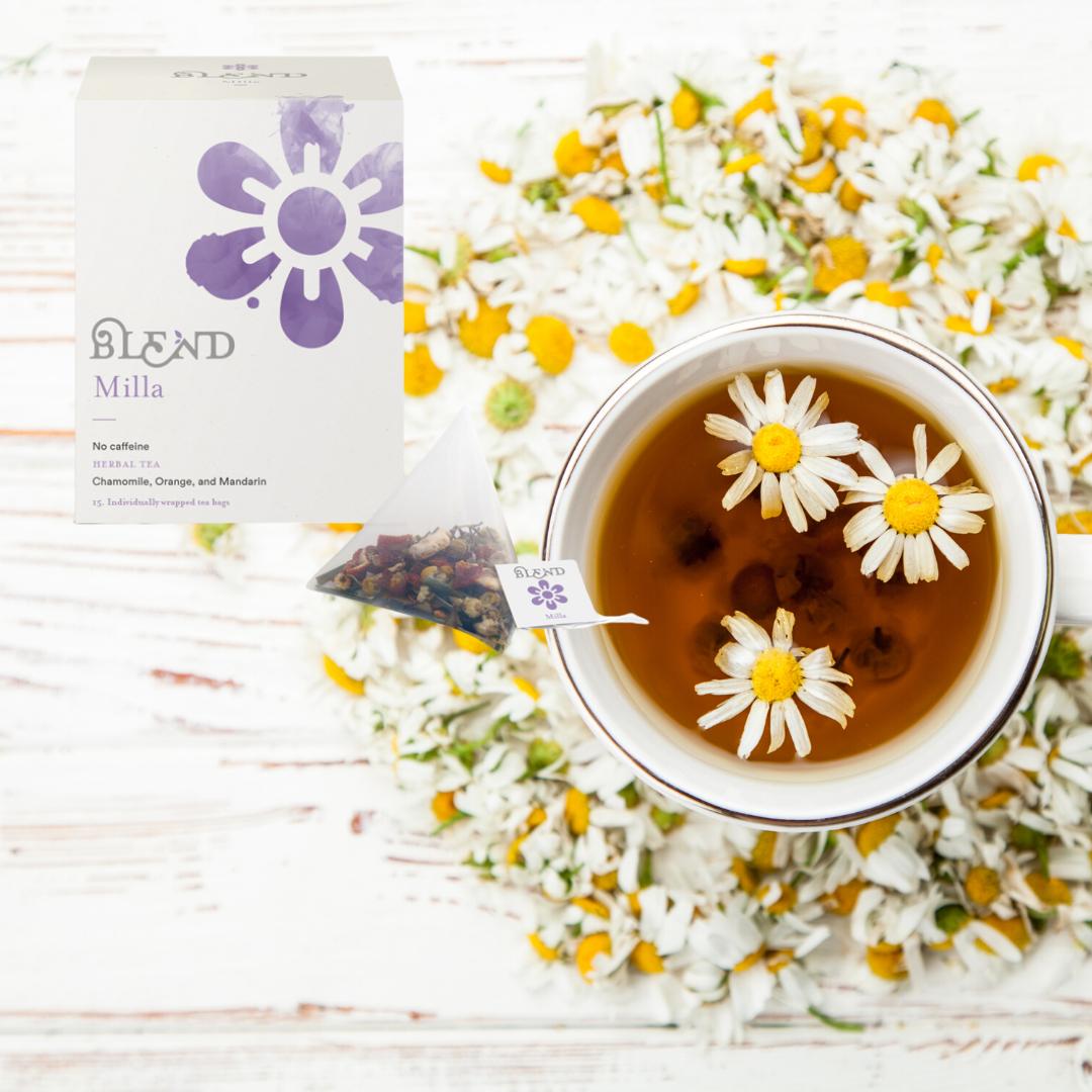 kamille thee gezondheidsvoordelen