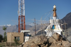 Stupa van Stagrimo