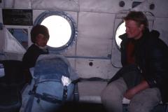 Met Wangtak in de helicopter naar Kargil