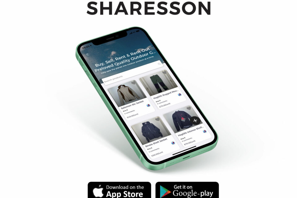 Sharesson Mobile Apps