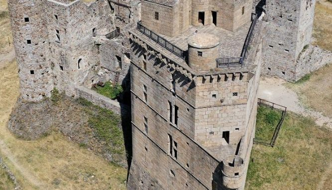 vakantiewoning Zuid-Frankrijk - chateau de portes