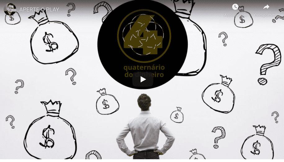 Quaternário dinheiro vídeo