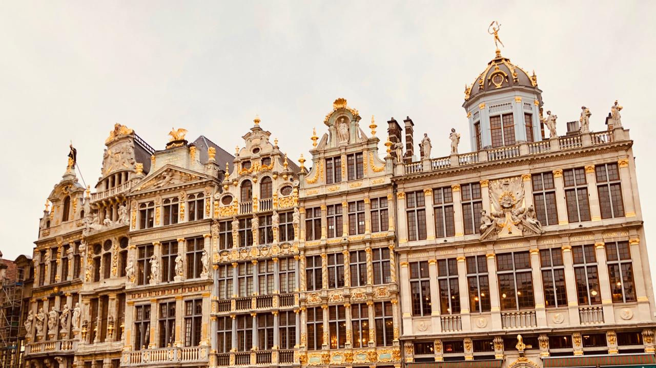 Belgian Breakfast in Brussels #VeganVentures