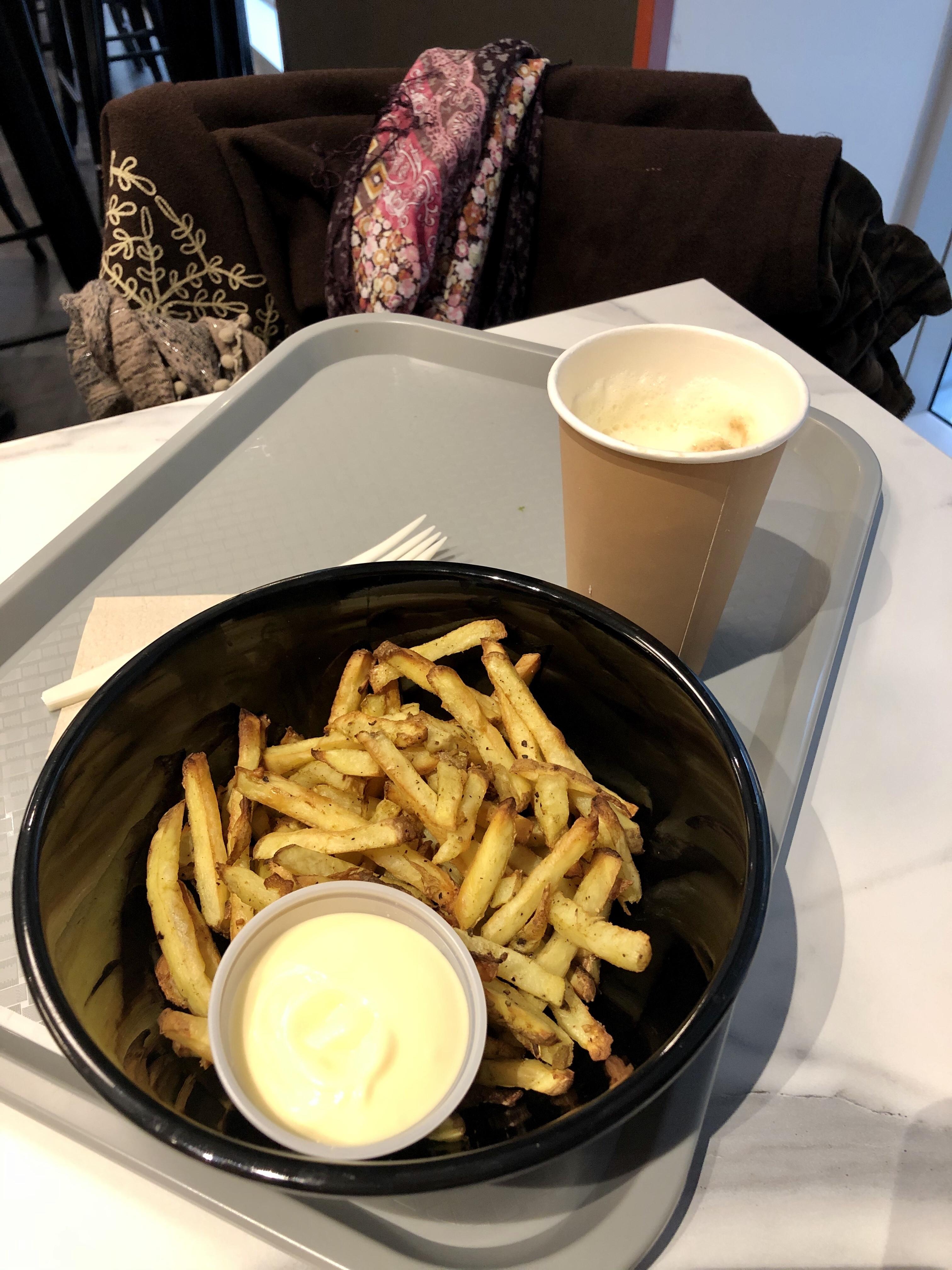 Belgian Breakfast in Brussels