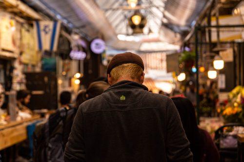 Eine Street Food Tour in Jerusalem